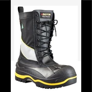 BAFFIN CONSTRUCTOR (STP) BOOT SIZE 9